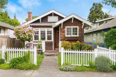 Tacoma Single Family Home For Sale: 3739 N 30th St