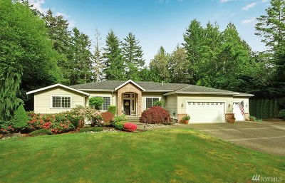 Gig Harbor Single Family Home For Sale: 9107 69th Ave NW
