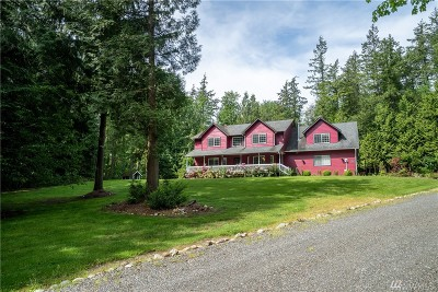 Whatcom County Single Family Home For Sale: 9787 W 31st Place
