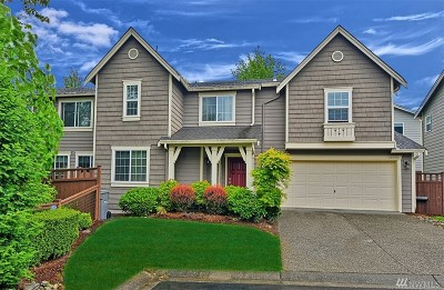 Bothell Condo/Townhouse For Sale: 18309 39th Dr SE