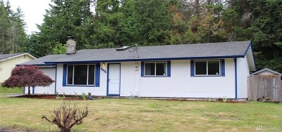 Olympia Single Family Home For Sale: 7571 Mazama St SW