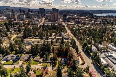 Bellevue Residential Lots & Land For Sale: 10421 NE 17th St