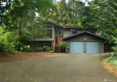 Bothell Single Family Home For Sale: 2519 191st St SE