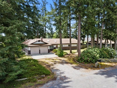 Puyallup Single Family Home For Sale: 10102 126th St E
