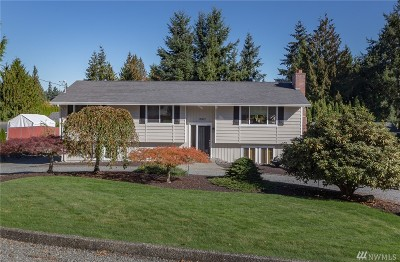 Lake Tapps WA Single Family Home For Sale: $499,950