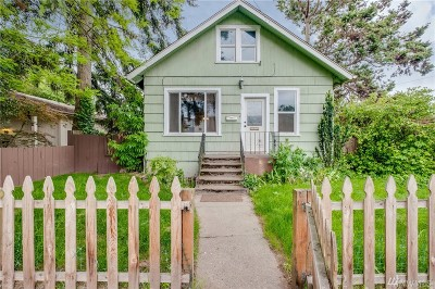 Bremerton Single Family Home For Sale: 143 N Rainier Ave