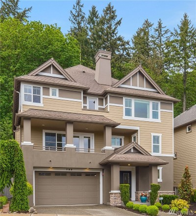 Issaquah Single Family Home For Sale: 723 Summerhill Ridge Dr NW