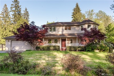 Woodinville Single Family Home For Sale: 23707 138th Dr SE