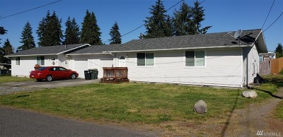 Yelm Multi Family Home For Sale: 109 Rice St SW