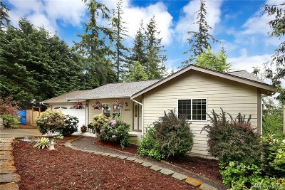 Bellingham Single Family Home For Sale: 1625 Emerald Lake Wy
