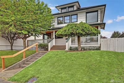 Everett WA Single Family Home For Sale: $469,000