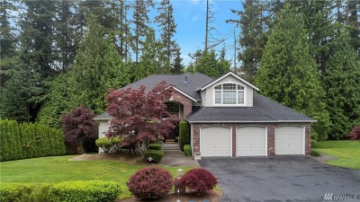 Snohomish Single Family Home For Sale: 20016 70th Ave SE