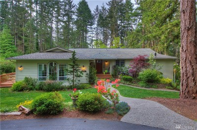 Gig Harbor Single Family Home For Sale: 6106 51st St NW