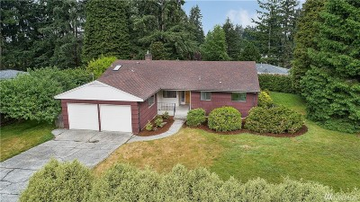 Everett Single Family Home For Sale: 8921 Whitechuck Dr