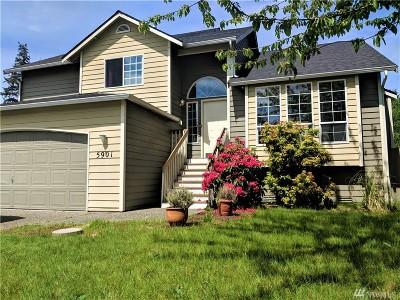 Everett WA Single Family Home For Sale: $406,000
