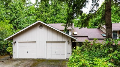 Redmond Single Family Home For Sale: 8605 137th Ave NE