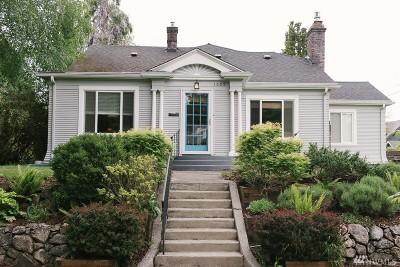 Tacoma Single Family Home For Sale: 1608 N Cedar St