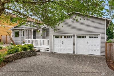 Kirkland Single Family Home For Sale: 12633 NE 140th St