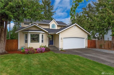 Puyallup Single Family Home For Sale: 9203 160th St Ct E