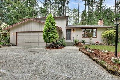 Puyallup Single Family Home For Sale: 11715 120th St E