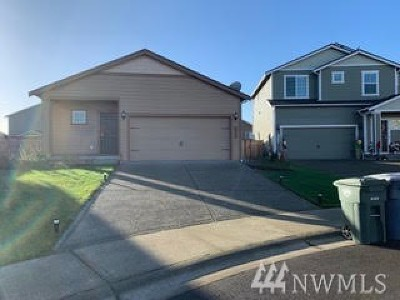 Spanaway Single Family Home For Sale: 2014 194th St E