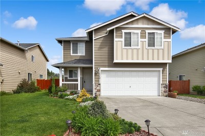 Single Family Home For Sale: 7312 Clamdigger Dr