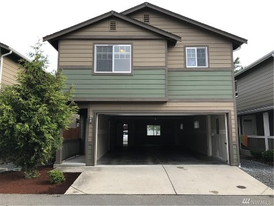 Marysville Condo/Townhouse For Sale: 4832 148th St NE