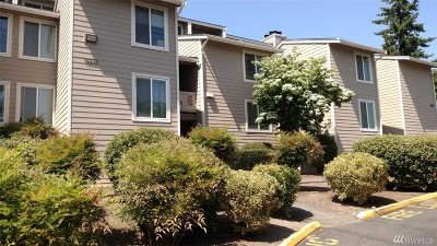 Shoreline Condo/Townhouse For Sale: 19855 25th Ave NE #308