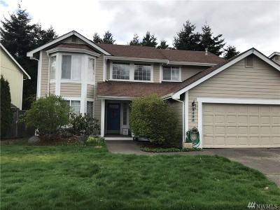 Thurston County Single Family Home For Sale: 5490 Park Place Lp SE