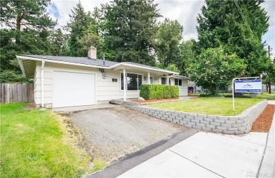 Auburn Single Family Home For Sale: 2604 U St SE