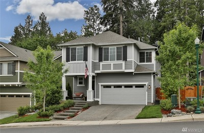 Snohomish Single Family Home For Sale: 2306 Cady Dr