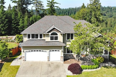 Lake Tapps WA Single Family Home Contingent: $759,000