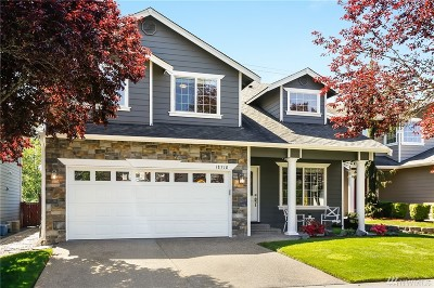 Bothell Single Family Home For Sale: 18710 10th Ave SE