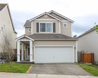 Spanaway Single Family Home For Sale: 2410 193rd St E