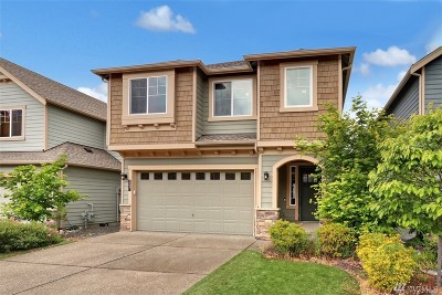 Lynnwood Single Family Home For Sale: 1207 145th St SW