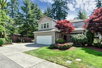 Kirkland Single Family Home For Sale: 11433 NE 116th Place #5