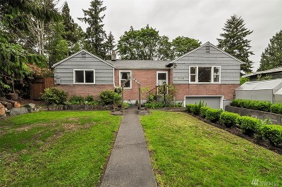 SeaTac Single Family Home For Sale: 3006 S 146th St