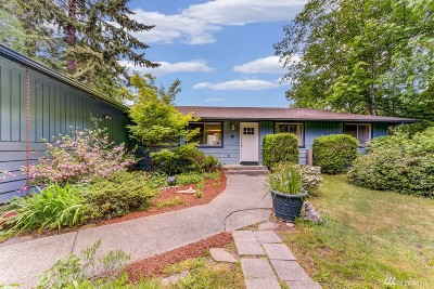 Everett WA Single Family Home For Sale: $448,500