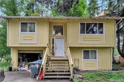 Burien Single Family Home For Sale: 11627 5th Ave S