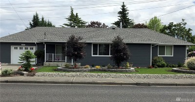 Puyallup Single Family Home For Sale: 723 10th St SE