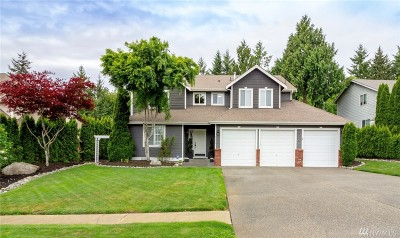 Gig Harbor Single Family Home For Sale: 5302 64th Ave NW