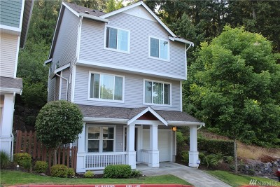 SeaTac Single Family Home For Sale: 21401 40th Place S #58