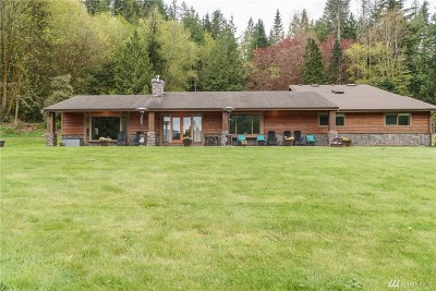 Sedro Woolley Single Family Home For Sale: 3233 South Bay Dr