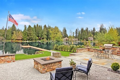 Sammamish Single Family Home For Sale: 2742 222nd Ave SE