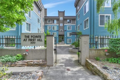 Seattle Condo/Townhouse For Sale: 300 10th Ave #A203