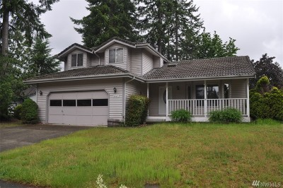 Lacey Single Family Home Pending: 9447 Classic Dr NE