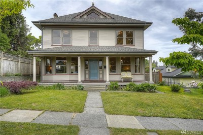 Tacoma Single Family Home For Sale: 2808 N Puget Sound Ave