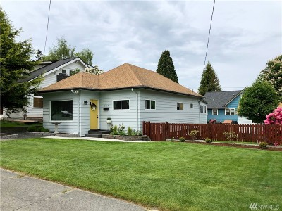 Skagit County Single Family Home For Sale: 1316 8th Street