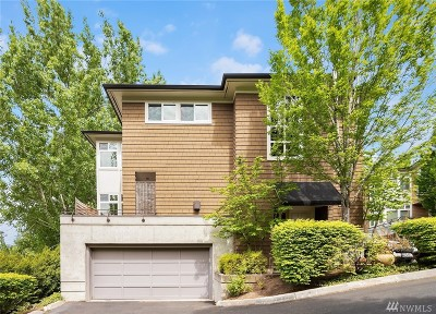 King County Condo/Townhouse For Sale: 8627 112th Lane NE