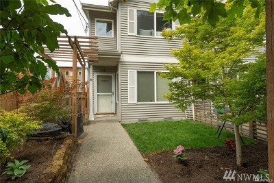Seattle Single Family Home For Sale: 3651 Courtland Place S